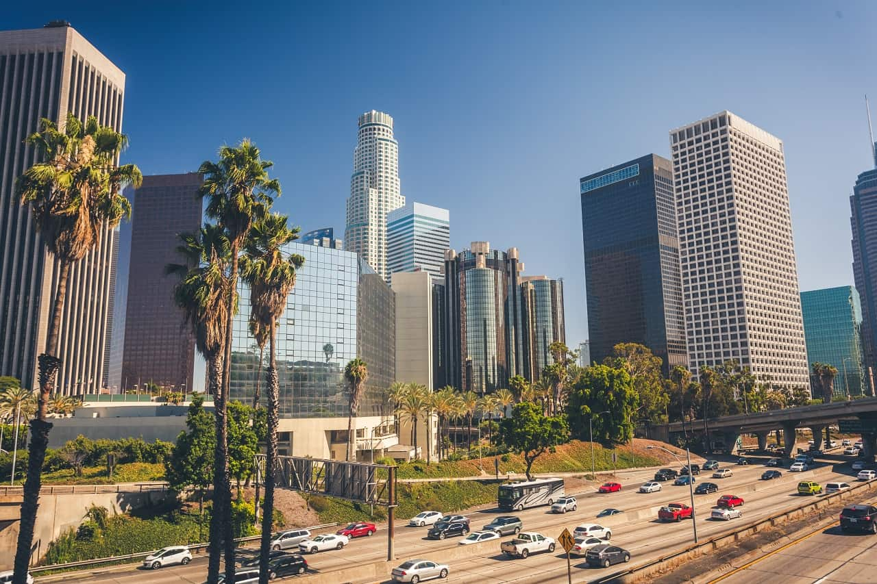 Moving Companies California