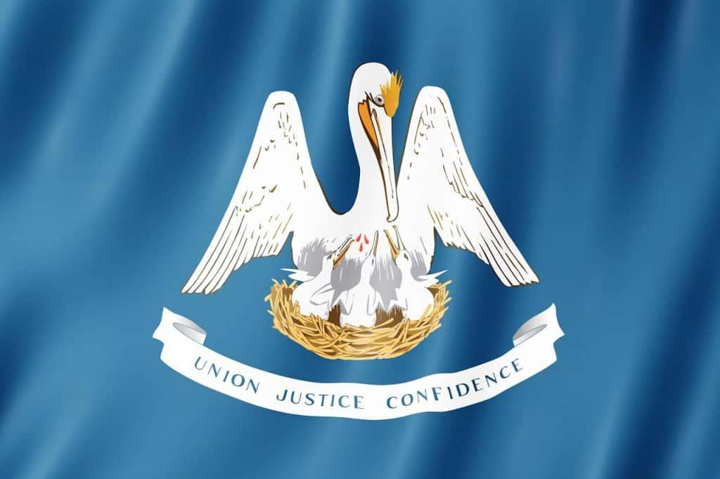 Alabama to Louisiana