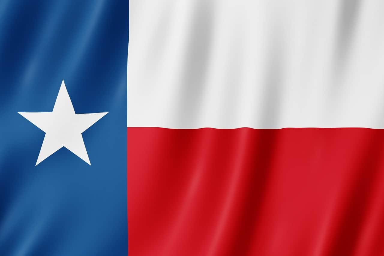 California to Texas