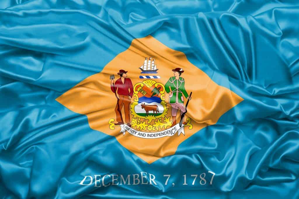 Rhode Island to Delaware
