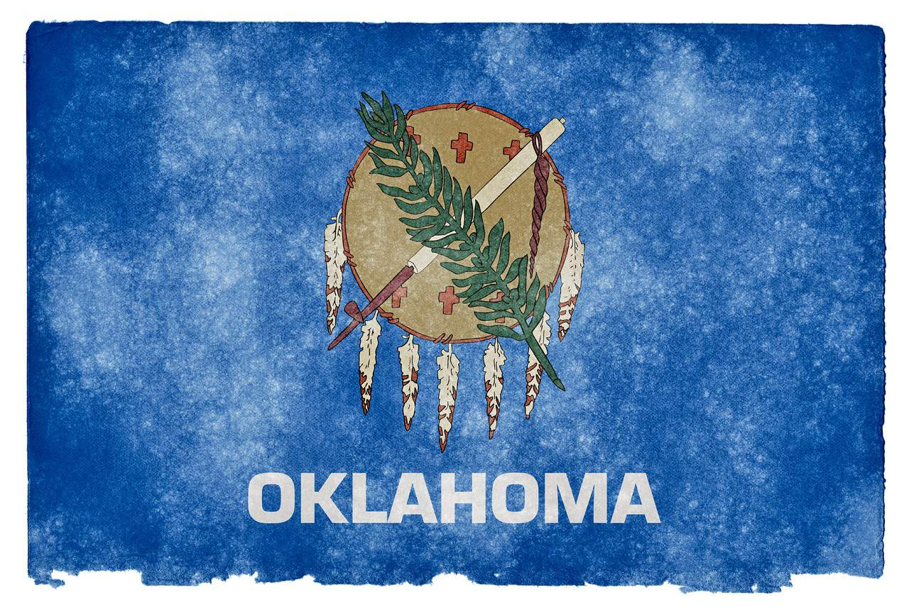California to Oklahoma