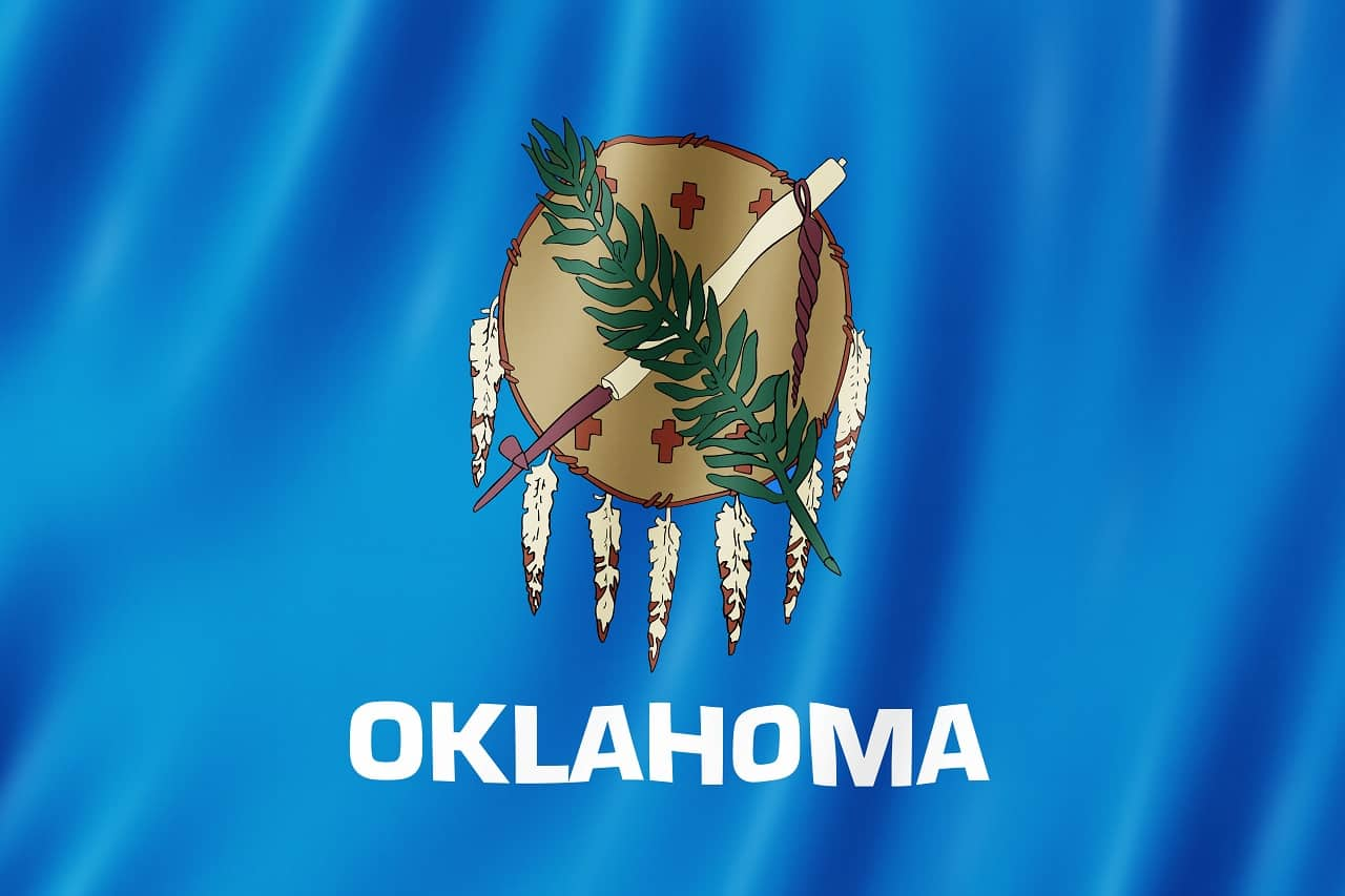 Georgia to Oklahoma