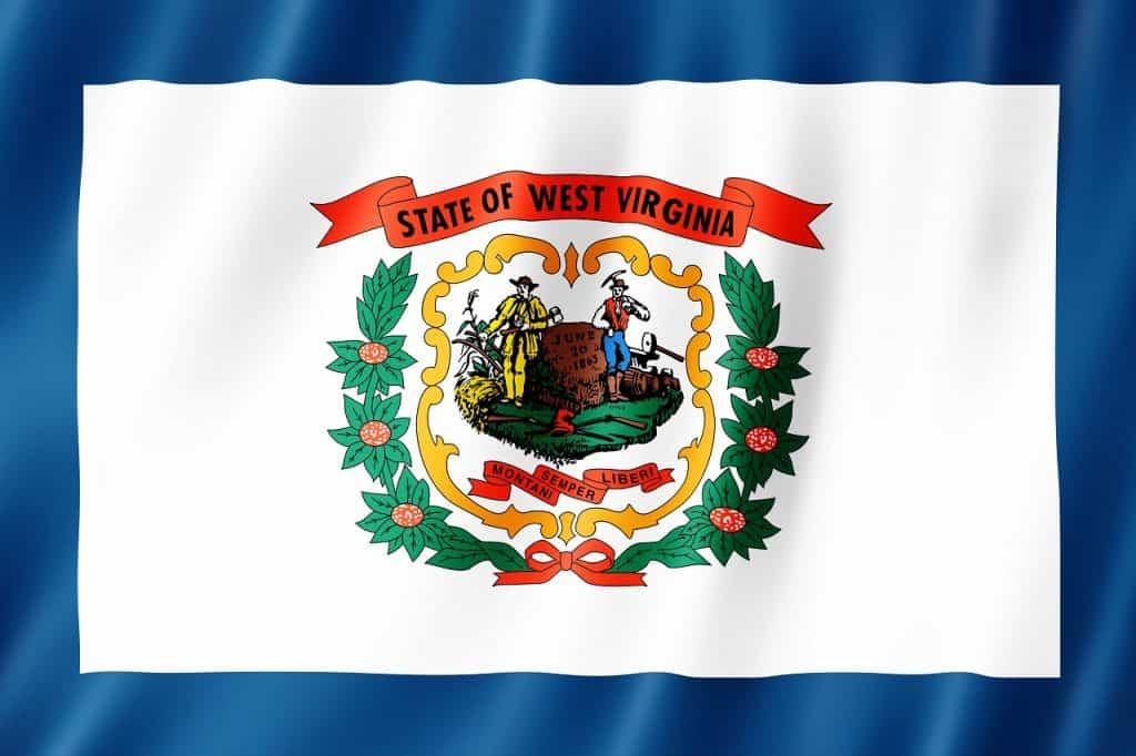 Wisconsin to West Virginia